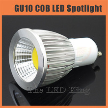 10X spot lamp LED Bulb Led GU10 Cob dimmable mr16 2700K Warm White 9W 12W 15W 18W bulb replace Halogen lamp energy saving lamp