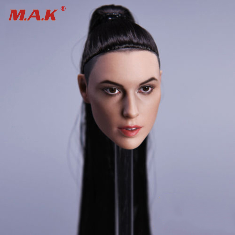 1/6 Scale Wonder Woman Gal Gadot Head Model for 12 inches Female Action Figure<br>