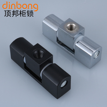 Dinbong L65 white / Black hinge power cabinet bearing switch control cabinet hinge hinge spot(China)