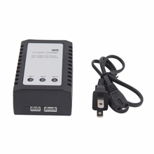 110-240V AC Compact Balance Charger For iMaxRC iMax B3 LiPo Battery Balance Power Compact Charger RC Helicopter ZHD(China)