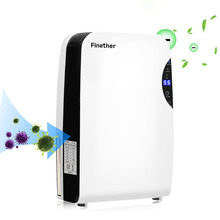 Finether 2.5L Dehumidifier Air Dryer desiccant moisture absorber For Home OL-012E(China)