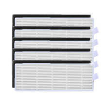 10pcs/lot HEPA filter & Sponge Filters vacuum cleaning filter dust filter ilife A6 A4 A4s vacuum cleaner spare parts
