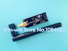 1sets  Special promotions 1100-meter long-distance NRF24L01+PA+LNA wireless modules (with antenna)