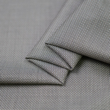 Jacquard mini houndstooth pattern pure wool fabric wool worsted fabric,WF046