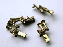 4pcs / lot 1/87 Model Train ho scale train accessories whistle C Free Shipping
