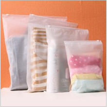 Storage Bags Transparent Foldable Saving Space Waterproof For Travel Shoe Laundry Lingerie Makeup Pouch Cosmetic Underwear