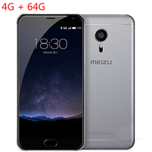 "Original MEIZU PRO 5 4G LTE Global Firmware Cell Phone Exynos7420 Octa Core 5.7"" 1920X1080P 4GB 64G  21.16mp Flyme 6 Smart Phone"