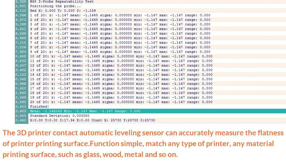 Dforce 3D Touch sensor auto bed leveling sensor  TL Touch for anet A8 auto leveling Improve Printing Precision BL bed level