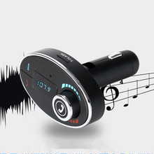 E-show tree Car MP3 Bluetooth Hands Free Car MP3 Player Car Bluetooth Audio Adapter 3.5MM AUX Audio Stereo Music Home(China)