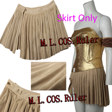 Custom Made Wonder Woman Prince Diana Cosplay Costume Only Skirt Dress All Size Beautiful Femake Skirt Free Shipping