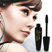 KCE Professional Volume Curled Lashes Black Mascare Waterproof Curling Tick Eyelash Lengtheing Eye Makeup Mascara