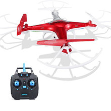High Quqlity JJRC H97 2.4GHz 4CH 6-Axis LED With Camera RC Quadcopter Drone Gift Toys Wholesale Free Shipping(China)