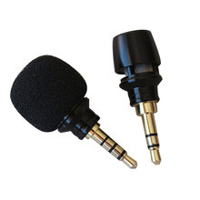 Cellphone Smartphone Portable Mini Omni-Directional Mic Microphone for Recorder for Samsung for Apple iPad iPhone 5 6s 6 Plus(China)