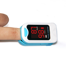LED HEART PULSE RATE BLOOD OXYGEN SENSOR PATIENT MONITOR SPO2 FINGER OXI METER(China)