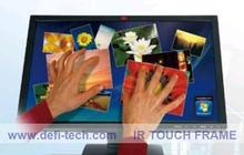 DefiLabs 84 inch Infrared Touch frame for Digital Signage / interactive multi touch overlay-50 Touch Points(China)