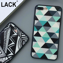 LACK Newest Abstract Graffiti Case For iphone 6 Case For iphone6 6S Plus Back Cover Geometry Triangle Phone Cases Capa(China)