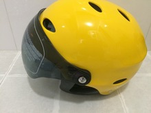 New Top Quality Water Sports Helmet With ABS Shell Snowboard Protection Skiing helmet With The Visor Mirror