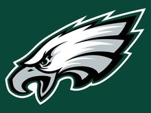 3ft x 5ft Philadelphia Eagles logo Polyester Banner with 2 Metal Grommets(China)
