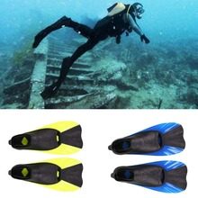 Summer Swimming Fins  Snorkeling Foot Flipper Diving Fins Swimming Equipment