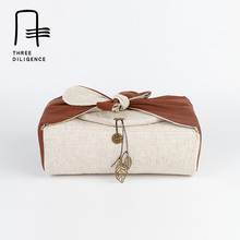 Chinese Style Teapot Bag Travel Tea Sets Package Drawstring storage box Pots Cups Pocket Sack Vintage Tea Ceremony Supplies