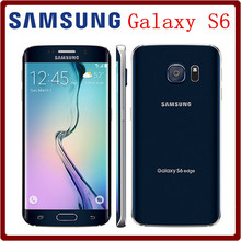 Buy Original Unlocked Samsung Galaxy S6 Edge G925F/S6 G920V/S6 G920F Octa Core 5.1 Inch 16.0MP 3GB RAM LTE NFC Android Mobile Phone for $219.19 in AliExpress store