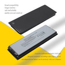 0.8V 60Wh 6cell High Performance Notebook Laptop BatterBrand New Replacement A1185 Battery 10.8V 5600MAH Black for Apple Macbook(China)