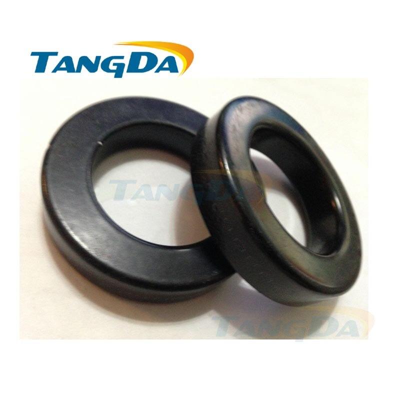 Tangda sendust FeSiAl KOOL MU toroidal cores 77908A7 77908 A7 OD*ID*HT 78*49*16 mm 60u Wave filtering Magnetic Materials<br>