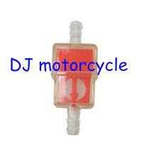 High perfume plastic fuel filter for honda motorcycle  125cc ATV gas fulter cheap   Wholesale universal scooter enginer  filter
