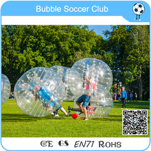 Cheap price ! inflatable bumper ball zorb body ball,crazy bubble soccer,outdoor fun & sports toys for children