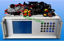 CRS300A common rail injector and pump tester with Piezo function(China)
