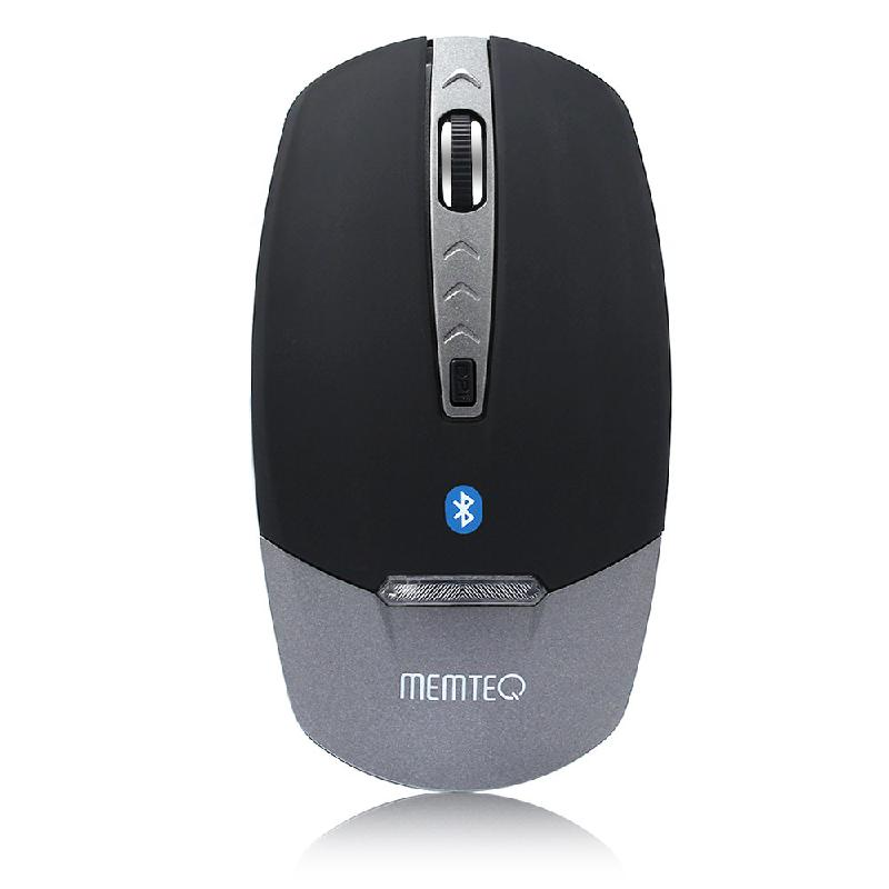 MEMTEQ Bluetooth Mouse Wireless Mini Bluetooth Computer Mouse 4D 1600DPI Optical Gaming Mouse Computer Mice Laptop PC Computer