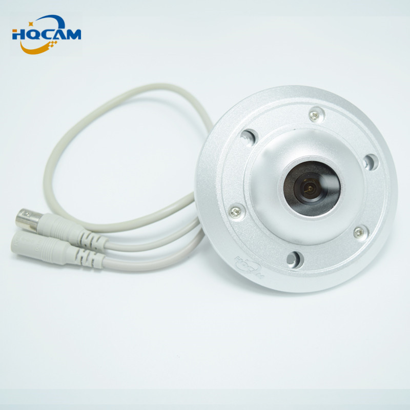 HQCAM CCD 700tvl Ceiling UFO Camera 2.8mm Lens Sony CCD Flying Saucer Security CCTV Camera for Elevator<br>
