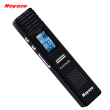 NOYAZU Original X1 Long Time 550 Hours Recording 8GB Professional Digital Audio Voice Recorder Mini MP3 Player Good Quality