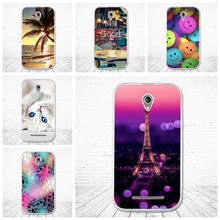Case For ZTE Blade L110 Luxury Painting Silicone Coque for Zte L110 110 Back Cover for ZTE A110 Patterned Phone Blade L 110 Case