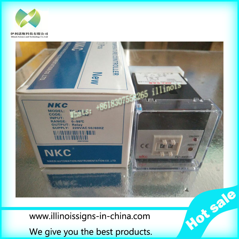 Original NKC TC-48BD Temperature Controller for Challenger FY-3208H / 3208G / 3208R / 3208T Printers<br><br>Aliexpress