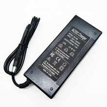 48V 2A charger 13 series of lithium battery pack charger 54.6v 2a constant current and constant pressure is full of self-stop