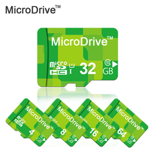 Micro Drive color Wholesale Price 64GB Micro SD Card 32GB Memory Card TF Card Microsd Micro SD Card 8GB 16GB(China)