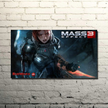 Mass Effect 2 3 4 Hot Shooting Action Game Art Silk Poster Print 13x24 24x43 Wall Pictures For Bedroom (click to see more)-3