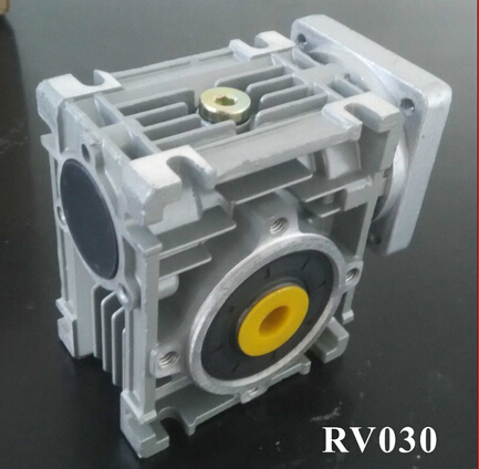 5:1 Worm Reducer RV030 11mm Input Shaft RV030 Worm Gearbox Speed Reducer for NEMA 23 Motor<br><br>Aliexpress