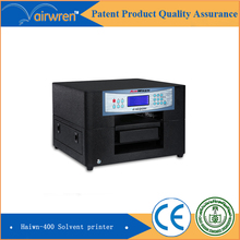 a4 size inkjet printer for wood,plastic, golf ball     digital printing machine price