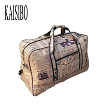 KAISIBO Fashion Women Men Travel Bags Large Capacity Woman Travel Duffle Bag Waterproof Men Luggage Of Trip Bags(China)