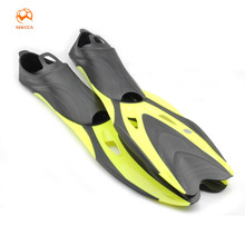 Adults Diving Fins Professional scuba men and women swimming Flippers Submersible equipment Snorkeling monofin Diving shoes