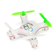 WLtoys V676 2.4G 4CH 6-Axis Gyro Control Lighting RTF RC Quadcopter Drone Toy Equipped With High and Low Speed Modes