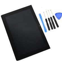 For Sony Tablet S S1 T111 Black LCD display touch Screen digitizer Assembly LP094WX1(SL)(A2)