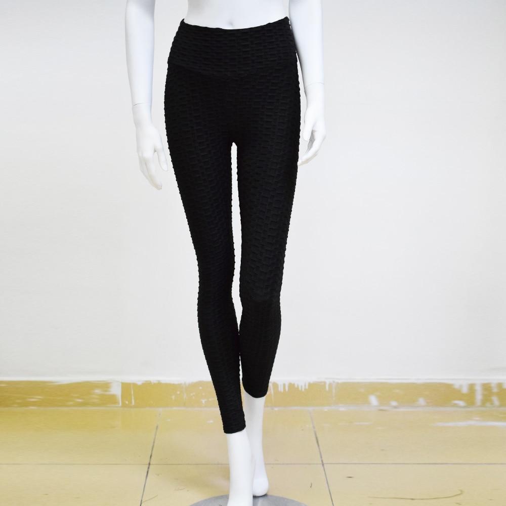 Women's High Waist Fitness Leggings, Fashion Push Up Spandex Pants, Workout Leggings 17