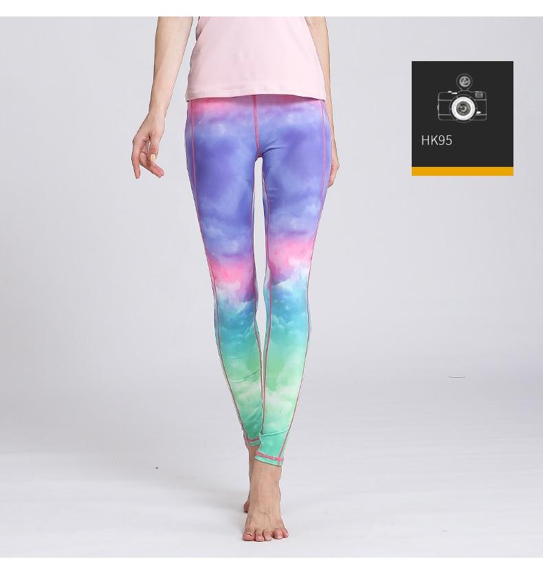 women Yoga Pants Slim Waist (6)