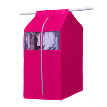 Hot Selling Three Dimensional Dust Cover Clothes Protector Wardrobe Storage Bag Clothes Garment Suit Coat Dust Cover