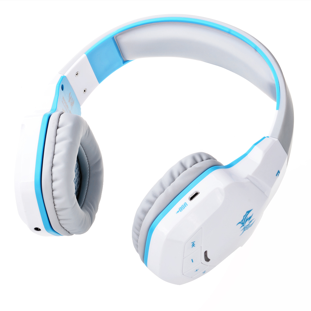 Wireless Each Bluetooth 4.1 Stereo Gaming Headphones Support NFC with Microphone Enhanced Noise Reduction<br><br>Aliexpress