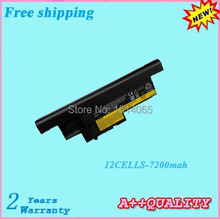 12CELLS  Laptop battery  For LENOVO ThinkPad X60 1706  X60 2510 X61 X61s X61s 7671 Notebook battery