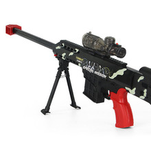 Toy Gun Sniper Rifle Gun Water Gun Soft Bullets Paintball Uninstall Orbeez Toy Flare Light Airsoft Pistol Guns For Children Gift